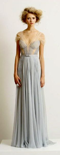 5b6f67bac0 Turning into one of my favorite designers Bridesmaid Dresses
