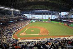 Miami Marlins Ballpark (Miami, Florida)
