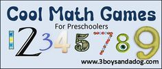 Cool online math games for kids