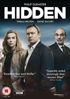 Hidden [DVD]: Amazon.co.uk: Phil Glenister, Thekla Reuten, David Suchet, Anna Chancellor, Niall MacCormick: Film & TV