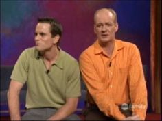 Whose Line: Weird Newscasters 31 (too bad MJ is not around anymore :\)