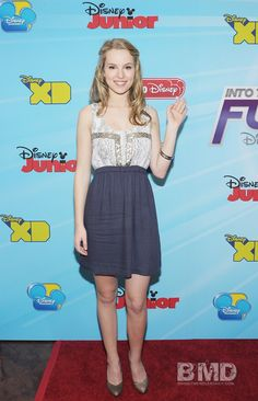 Bridgit Mendler - Disney Channel Upfronts