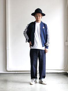 adidas originals アディダスオリジナルス SST TRACK TOP トラックトップジャージ