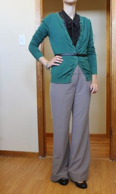 modest pants for work