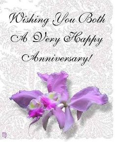 Wishing You Both A Very Happy Anniversary May All Your Days Be