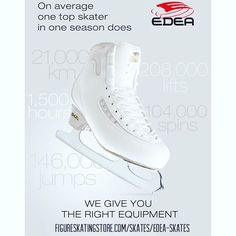 Edea ICE FLY Figure Skates ✅ https://figureskatingstore.com/edea-ice-fly-figure-skates/ ✅ https://figureskatingstore.com/skates/edea-skates/  The Ice Fly boot is the lightest skating boot available and represents a huge turning point in skating and skating technology; an ultra modern design for skaters who like winning. #figureskating #figureskatingstore #figureskates #skating #skater #figureskater #iceskating #iceskater #icedance #ice #edea #edeaskates #skates #iceskates