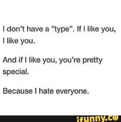 not 'hate' but dislike very much!