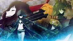 BLACK ROCK SHOOTER [TV ANIME SERIES]