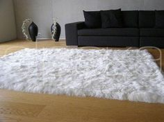 asymmetrical would be better. also, fake fur, no animals will die to furnish my home :(