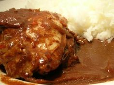 Chocolate Cinnamon Chicken   The Artful Gourmet