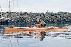 Pygmy Osprey Wooden Kayak Kit