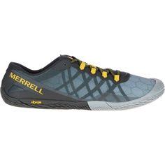 Merrell Men's Vapor Glove 3 Trail Running Shoes, Dark Grey