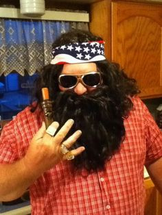 willie robertson halloween costumes fear the beards duck dynasty blog halloween costumes for kids and adults pinterest willie robertson - Jase Robertson Halloween Costume