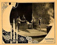 Poster for Salomé (Charles Bryant, USA, 1923) | Designer: Uncredited