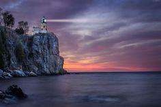 Latarnia Morska, Morze, Klif