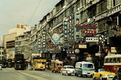 1966, Hennessy Rd., Hong Hong.