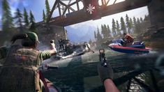 Far Cry 5 Pokes Fun At An Overused Ubisoft Mechanic