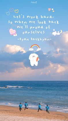 Life Quotes Wallpaper, Quotes Lockscreen, Aesthetic Iphone Wallpaper, Aesthetic Wallpapers, Korea Quotes, Cute Inspirational Quotes, Exo Fan Art, Minimalist Wallpaper, Pretty Quotes