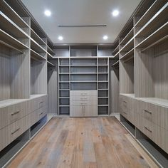 10 Luxury Walk-in Closet Design Ideas That Will Make Your Jaw Drop Master Closet Design, Custom Closet Design, Walk In Closet Design, Master Bedroom Closet, Closet Designs, Dressing Room Closet, Dressing Room Design, Closet Renovation, Closet Remodel