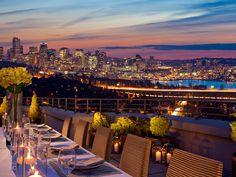 Hotel Deca, Seattle wedding venue