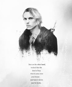 Jace Wayland Quotes | images of 1k Tmi The Mortal Instruments Jace Wayland Cob City Of Bones
