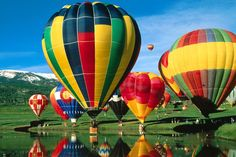 Travel of Balloons