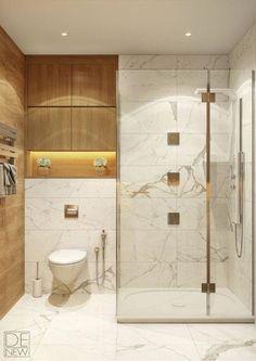 🔔 98 comfortable small bathroom decoration models of 56 Washroom Design, Toilet Design, Bathroom Design Luxury, Modern Bathroom Decor, Bathroom Layout, Modern Bathroom Design, Home Interior Design, Small Bathroom, Boho Bathroom