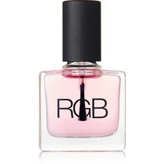 RGB Cosmetics Glass Top Coat (155 NOK) ❤ liked on Polyvore featuring beauty products, nail care, nail polish, makeup, beauty, nails, colorless and formaldehyde free nail polish