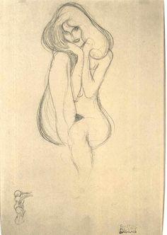 Klimt drawings