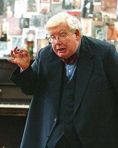 Richard Griffiths as gay Douglas Hector in The History Boys (2006)