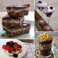 Easy No-Bake Dessert Recipes