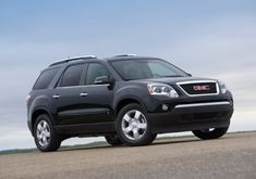 GMC Acadia---in LOVE with this car!