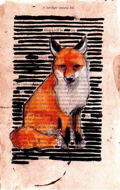 ArtJournal.AJustRightUniverse.Foxy