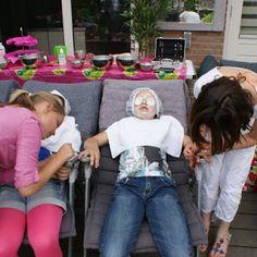 Kinderfeestjes in Gelderland: Schoonheidssalon Germaine