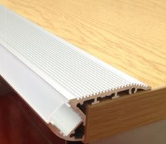 Stair Nose Light Up Aluminium LED Profile (Extrusion) http://www.justleds.co.za