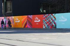 streetart reclame / graffiti