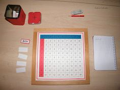 Montessori math simple addition lessons with the Addition Memorization Boards and Addition Strip Board, DIY materials, and how to video clips (all in French).