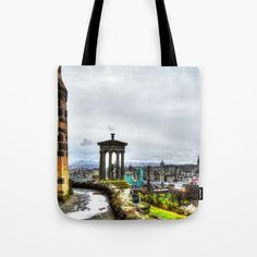 Buy Edinburgh Tote Bag by haroulita!!. Worldwide shipping available at Society6.com. Just one of millions of high quality products available.