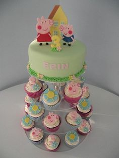 peppa by Cupcake Occasions uk, via Flickr