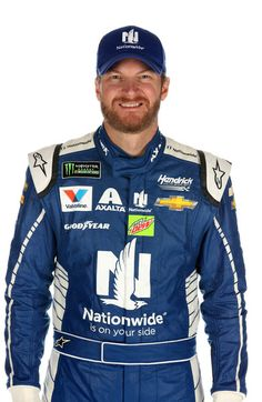 Dale Earnhardt Jr. Photos Photos - Monster Energy NASCAR Cup Series driver Dale Earnhardt Jr. poses for a photo during the 2017 Media Tour at the Charlotte Convention Center on January 25, 2017 in Charlotte, North Carolina. - Monster Energy NASCAR Cup Series Portraits