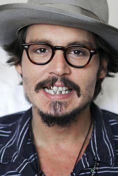 Johnny Depp #american #actor #producer #musician #best #man #cinema #movie #film #smile #eyes #pics #photography #colors #blackandwhite #magazine #cover #camera #portrait #johnnydepp #johnny #depp #tattoos #character