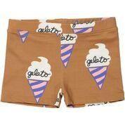 Swim Shorts - Chocolate Gelato