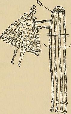 weaving on a warp-we