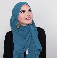 How To Wear Hijab Style Step By Step In 28 Different WaysYou can find Hijab styles and more on our website.How To Wear Hijab Style Step By Step In 28 Different Ways Urban Apparel, Stylish Hijab, Hijab Chic, Hijabs, Muslim Fashion, Hijab Fashion, Turban Mode, Hijab Styles For Party, How To Wear Hijab