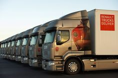 Optifuel challenge trucks... it's about ECO driving ;)