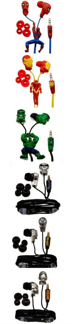 Superhero Headphones