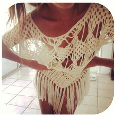 the perfect swimsuit cover up!