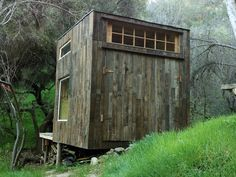 Handmade home in Topanga, CA. Contributed by Mason St. Peter.