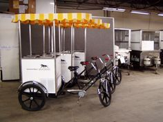 Food Trike Gallery | All a Cart- Custom Food Trucks, Vending Carts and Trikes, Kiosks and Portable Buildings