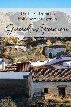 Ein Blick in die faszinierenden Höhlenwohnungen von Guadix in Andalusien, Spanien. (scheduled via http://www.tailwindapp.com?utm_source=pinterest&utm_medium=twpin)